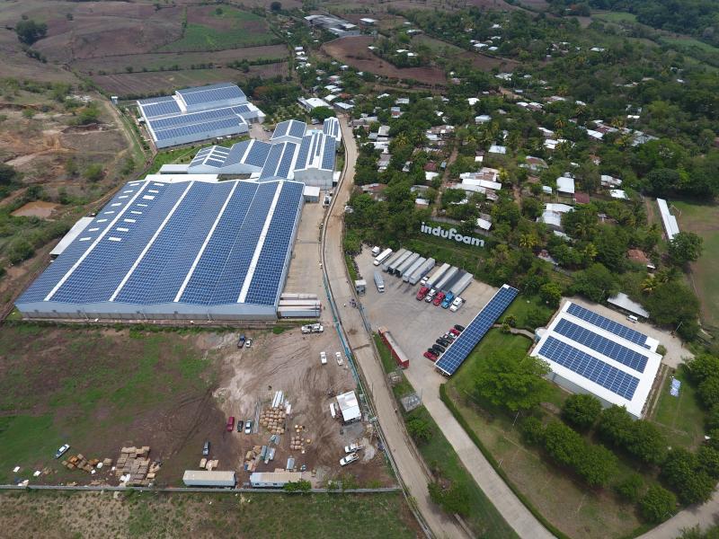 Image result for sistemas solares el salvador