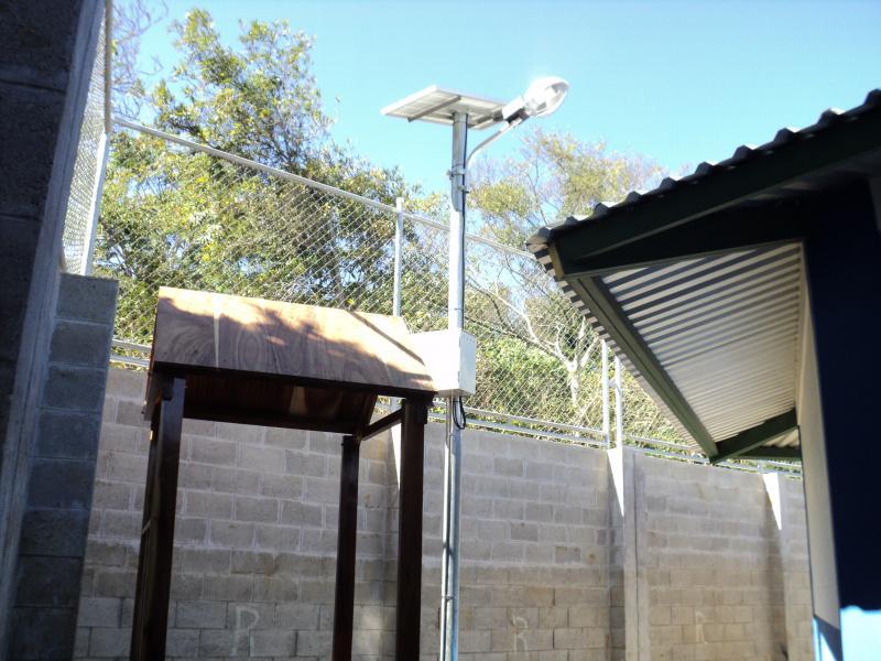 Iluminación de TECNOSOLAR áreas TECNOSOLAR de áreas Iluminación kZOXuPi